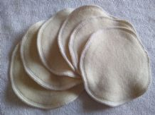 Hemp Fleece Washable Cleansing Pads